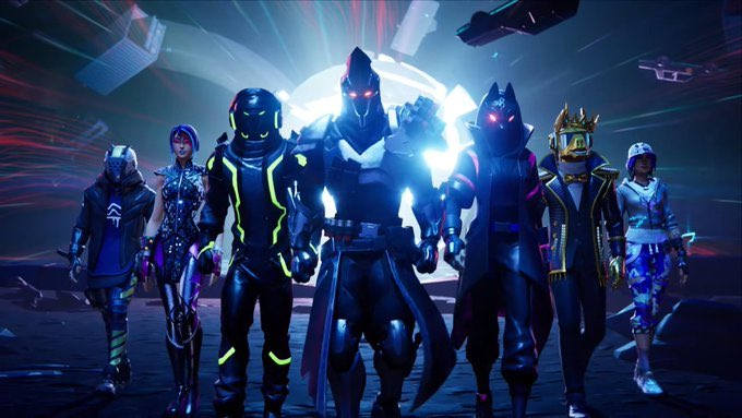 Fortnite Season 10 Season X Patch Notes