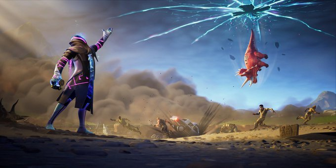 Fortnite Season X Week 4 Leaked Loading Screen