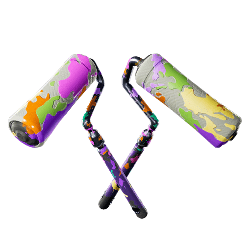 Fortnite Season X Week 5 Reward - Renegade Rollers