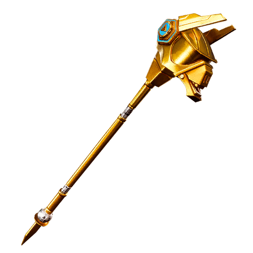 Fortnite Season X Week 6 Reward - Sc3pt3r Pickaxe