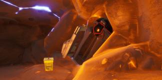 Fortnite Landing Pod