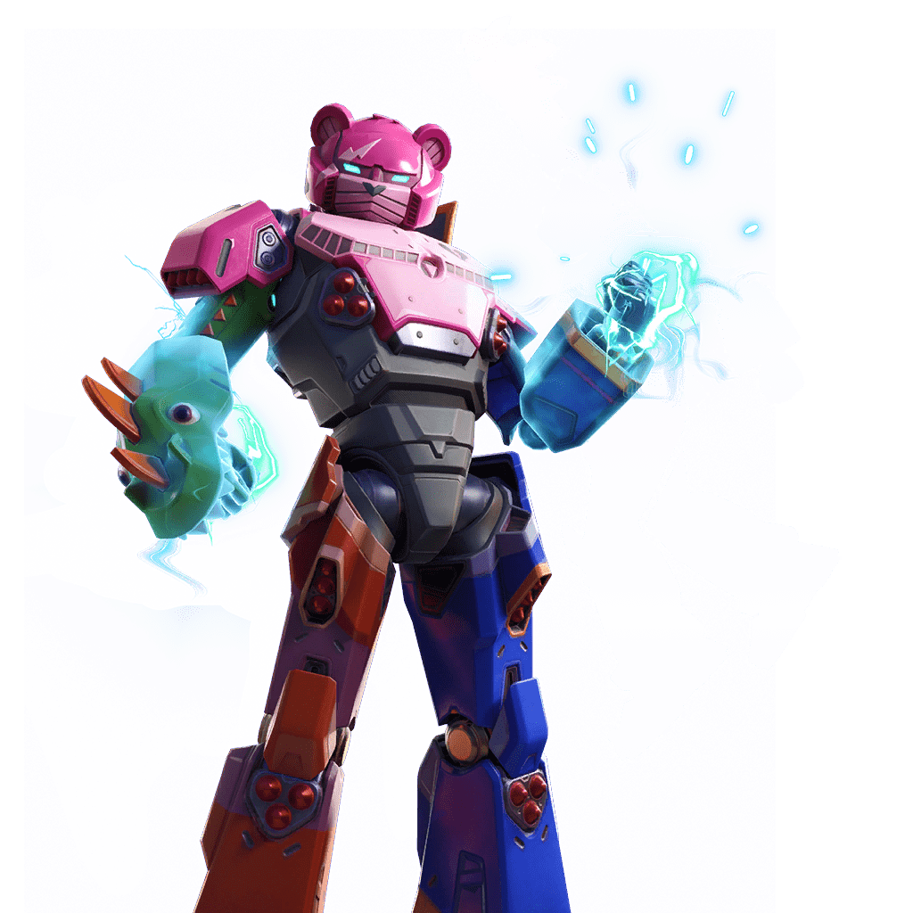 Fortnite Skin - Mecha Team Leader