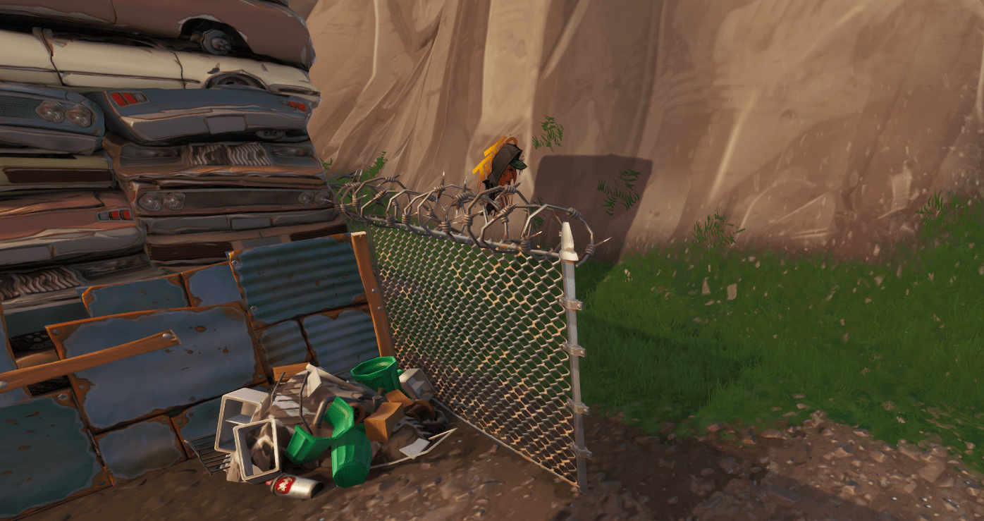 Fortnite: How and Where to Find Lost Spraycans Locations ...