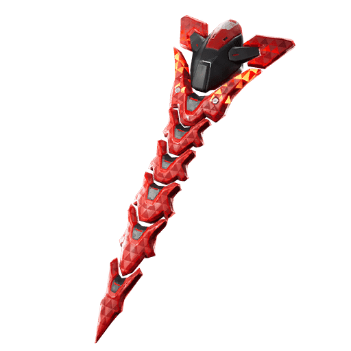 Fortnite v10.10 Leaked Pickaxe - Exo-Spine