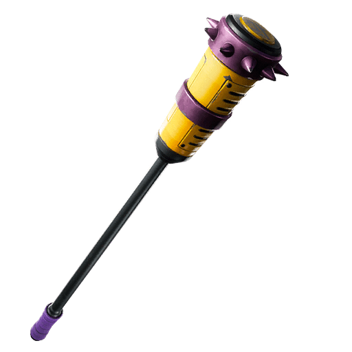Fortnite v10.10 Leaked Pickaxe - Spikeclone