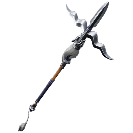 Fortnite v10.10 Leaked Pickaxe - Wisdom's Edge