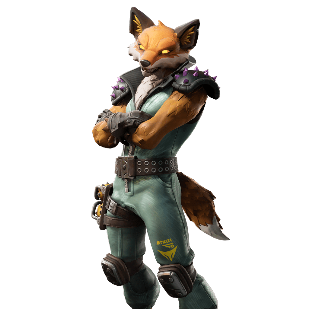 Fortnite v10.10 Leaked Skin - Fennix