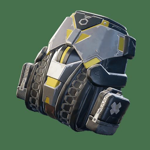 Fortnite v10.20 Leaked Back Bling - Stronghold