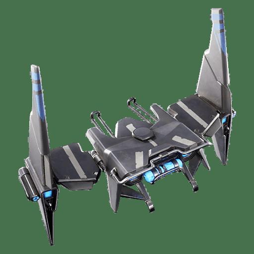Fortnite v10.20 Leaked Glider - Dual Defiant
