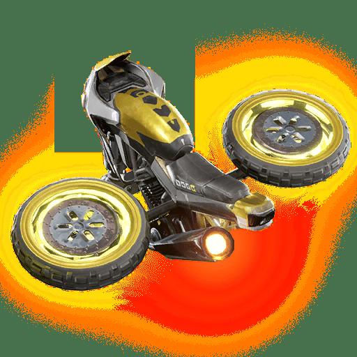 Fortnite v10.20 Leaked Glider - Stunt Cycle