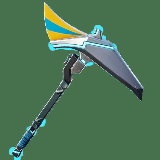 Fortnite v10.20 Leaked Pickaxe - Aero Axe