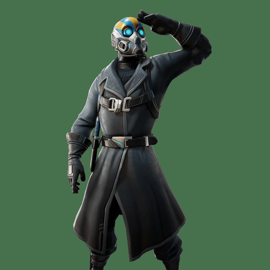 Fortnite v10.20 Leaked Skin - Aeronaut