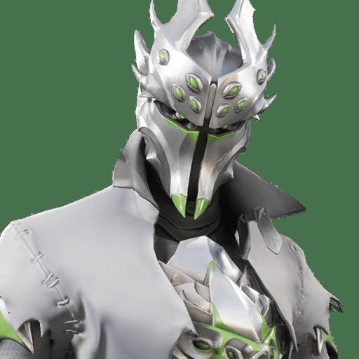 Fortnite v10.20 Leaked Skin - Rogue Spider Knight