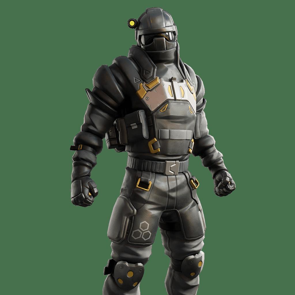 Fortnite v10.20 Leaked Skin - Sledge