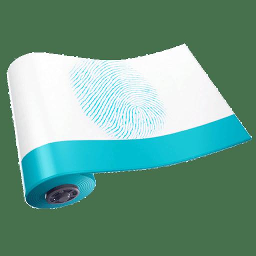 Fortnite v10.20 Leaked Wrap - Fingerprint