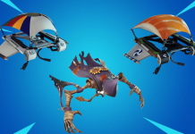 Here Are The 10 Rarest Item Shop Gliders in Fortnite As Of August 23rd