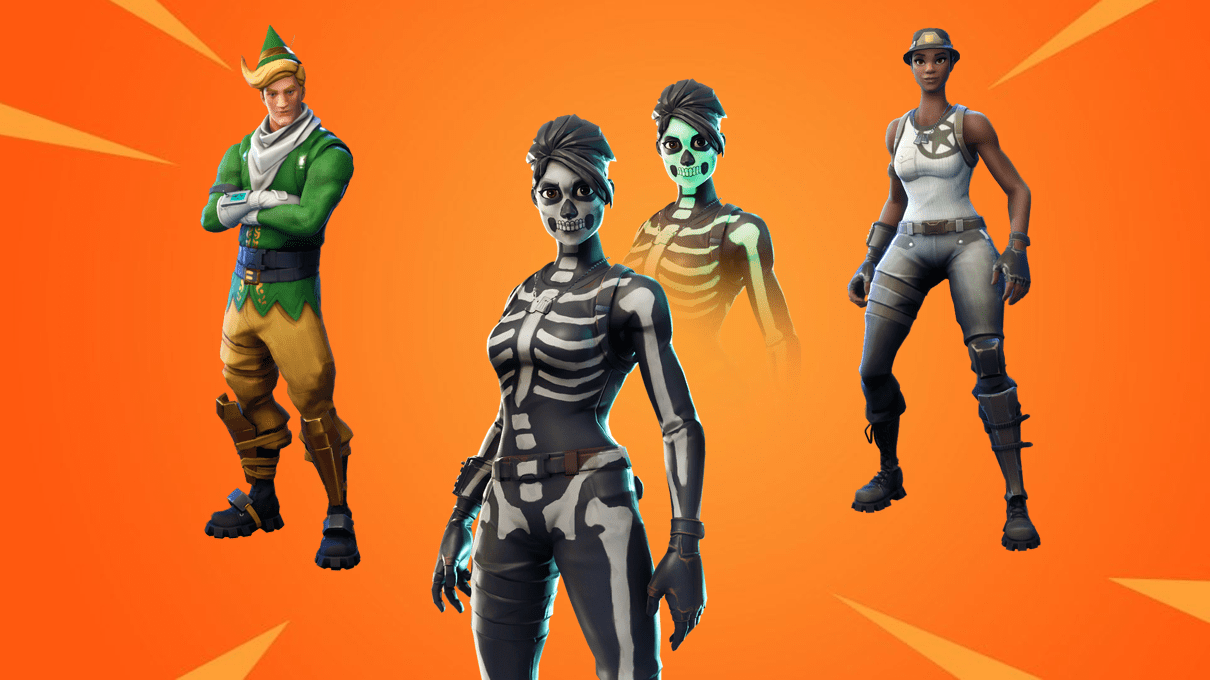 Here Are The 10 Rarest Item Shop Skins in Fortnite As Of August 16th