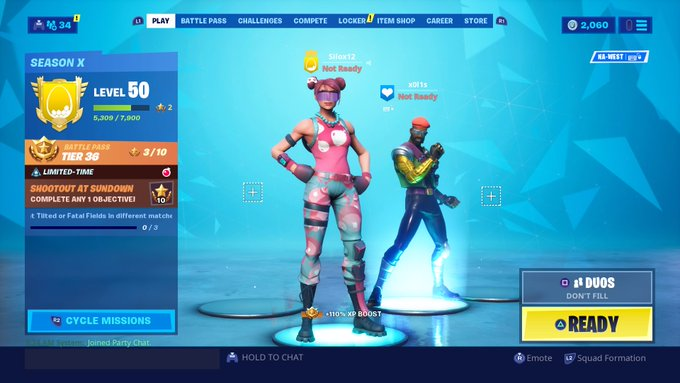 Major Lazer Fortnite Skin Leaked