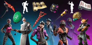 Names and Rarities of All v10.10 Fortnite Item Shop Leaked Skins, Pickaxes, Emotes, Back Blings and Wraps