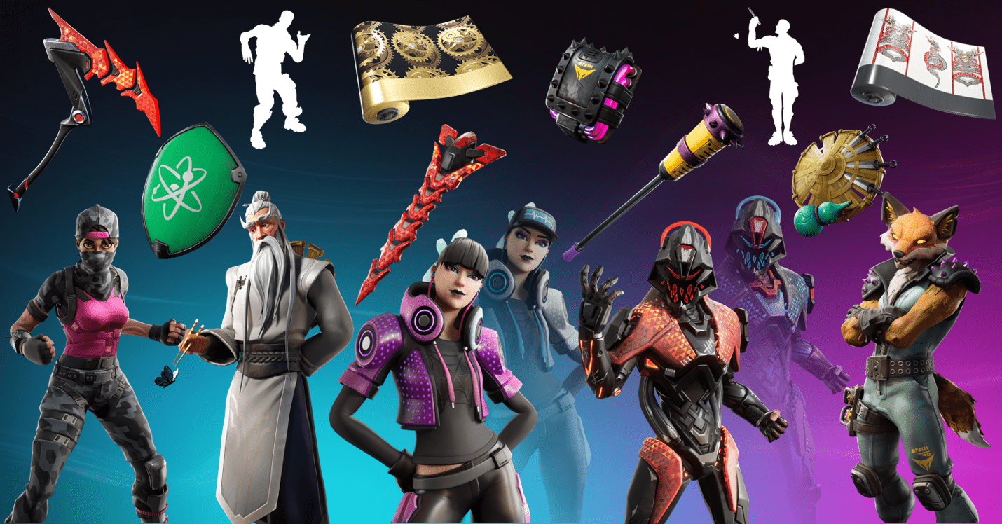 Names and Rarities of All v10 10 Fortnite Item Shop Leaked