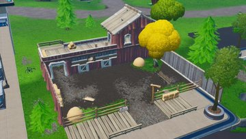 Tilted Town Stable