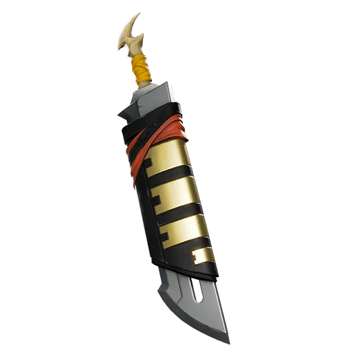 v10.00 Fortnite Season X Leaked Back Bling - Primal Danger
