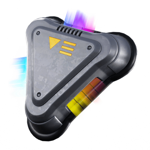 v10.00 Fortnite Season X Leaked Back Bling - Tri-Pack