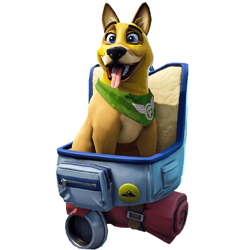 v10.00 Fortnite Season X Leaked Pet - Gunner