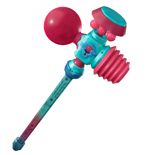 v10.00 Fortnite Season X Leaked Pickaxe - Bubble Popper