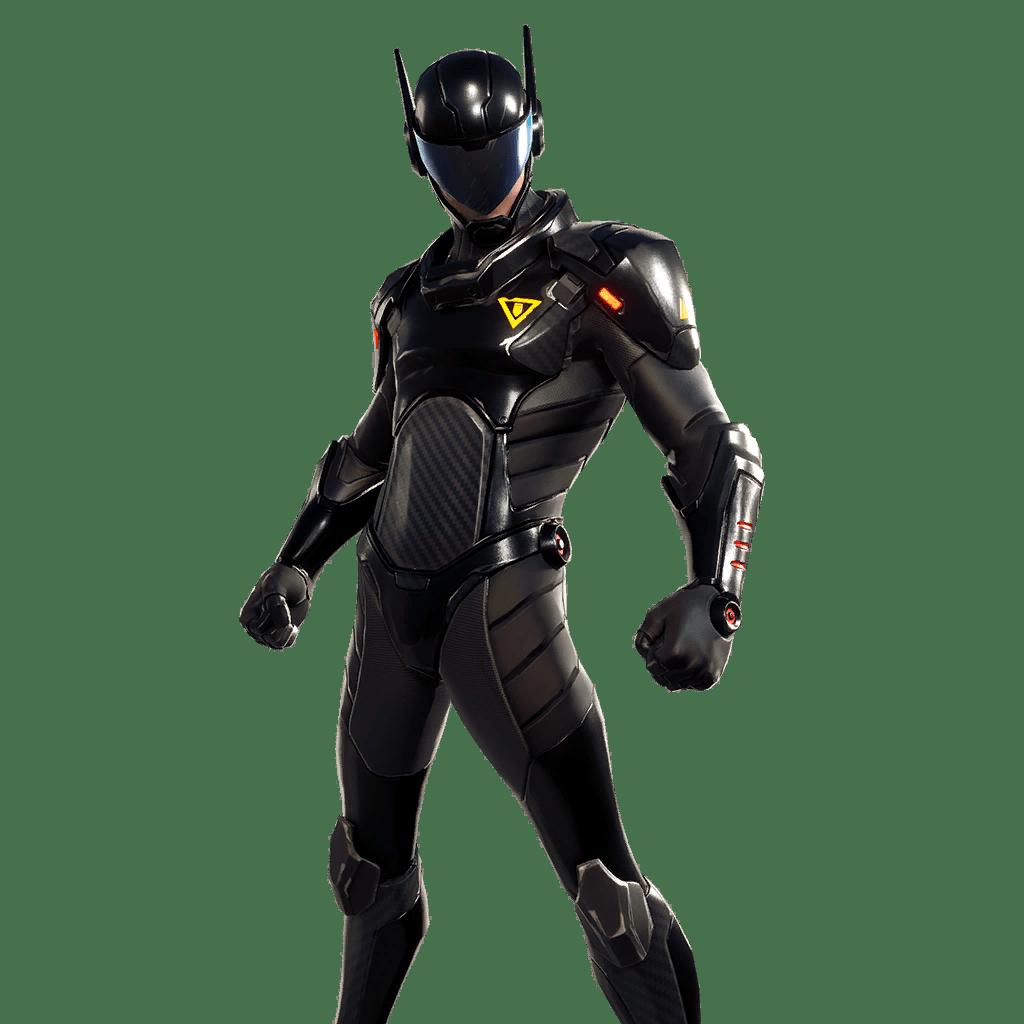 v10.00 Fortnite Season X Leaked Skin - B.R.U.T.E Navigator