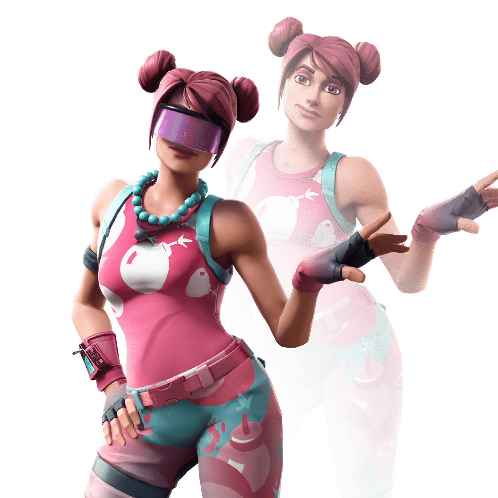 v10.00 Fortnite Season X Leaked Skin - Bubble Bomber