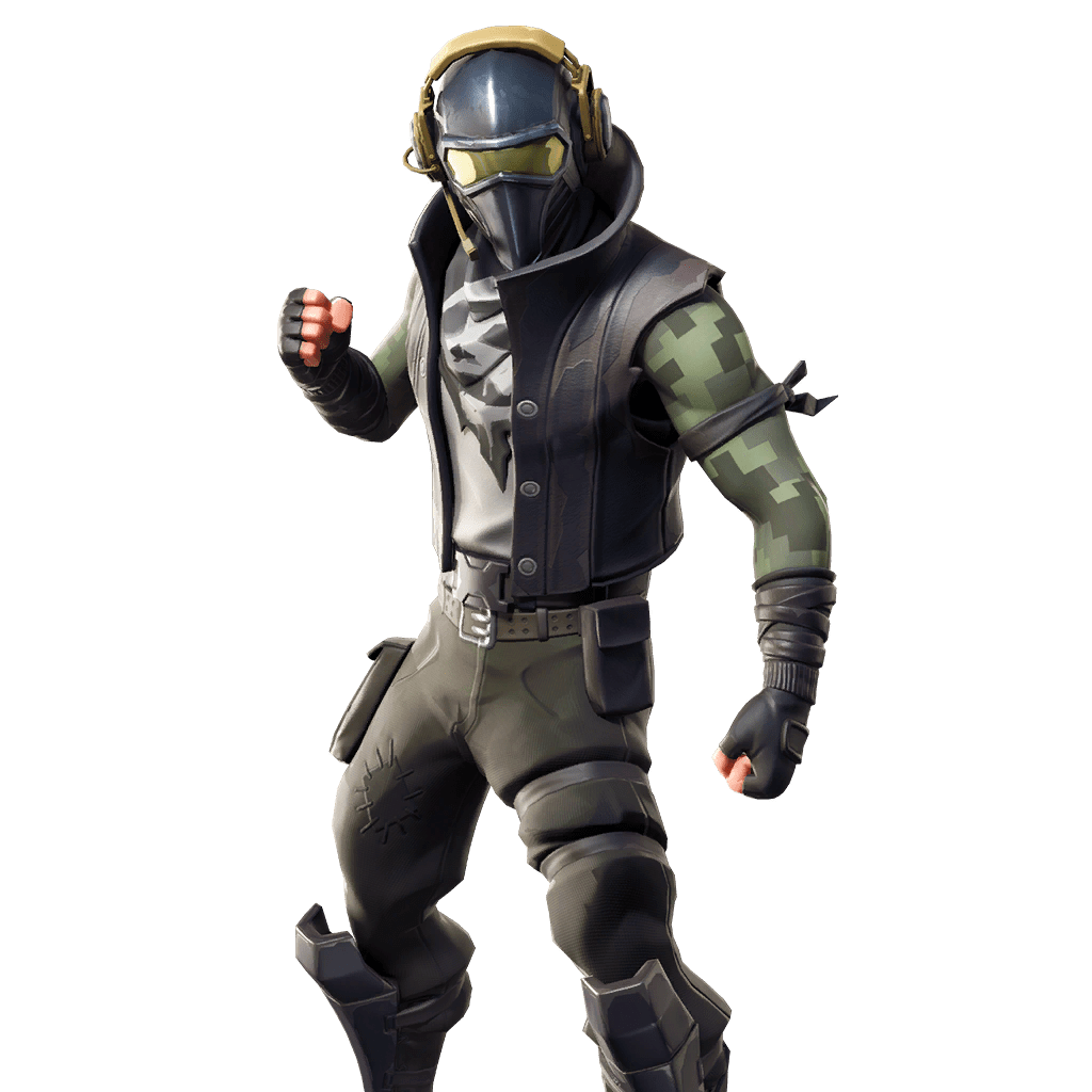 v10.00 Fortnite Season X Leaked Skin - Grit