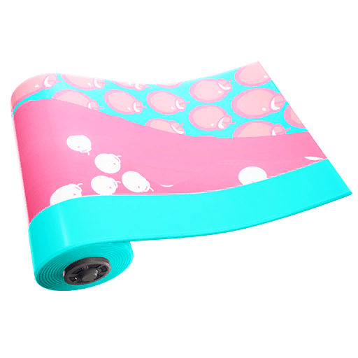 v10.00 Fortnite Season X Leaked Wrap - Bubbly Bombs