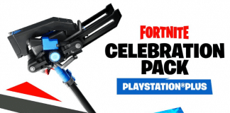 Fortnite Celebration Pack - PlayStation Plus Exclusive
