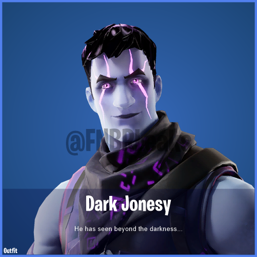 Fortnite Dark Jonesy