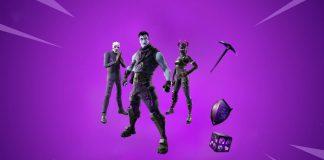 Fortnite Dark Legends Bundle