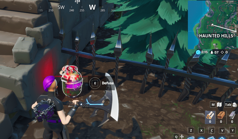Fortnite Joker Gas Canister Locations How And Where To