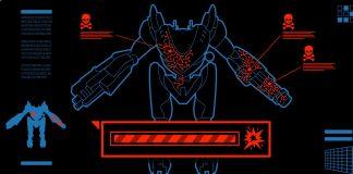 Fortnite Leaked B.R.U.T.E Virus Loading Screen