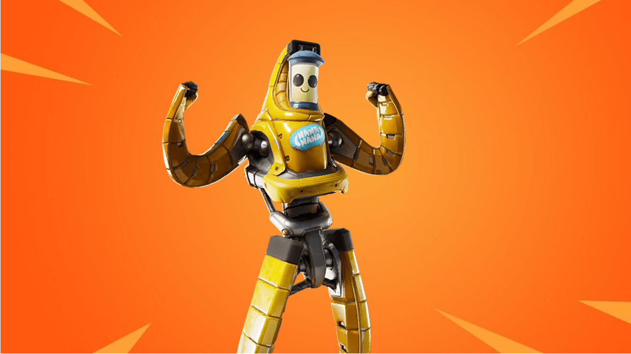 Fortnite P-1000 Challenge Pack Skin Leaked