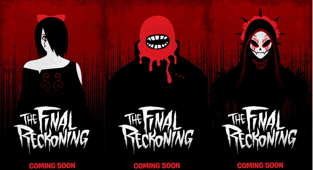 Fortnite The Final Reckoning Posters - Potential Upcoming Skin Hints