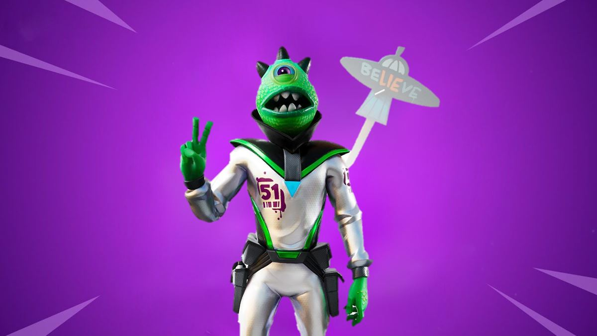 Fortnite Traveler Skin