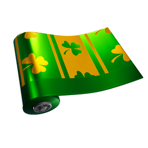 Fortnite Wrap - Lucky