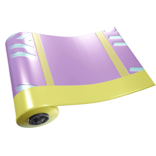 Fortnite Wrap - Pastel Print