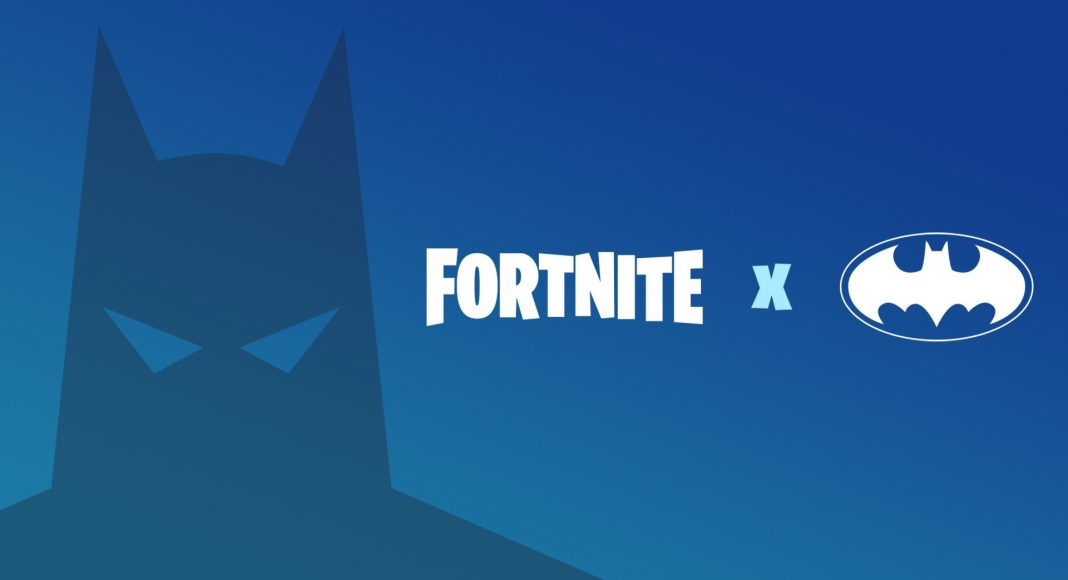 Fortnite X Batman Teaser