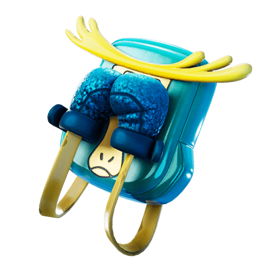 Fortnite v10.30 Leaked Back Bling - Moose