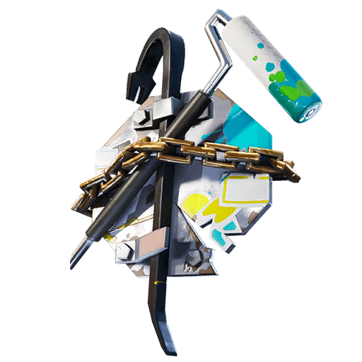 Fortnite v10.30 Leaked Back Bling - Pry Pack