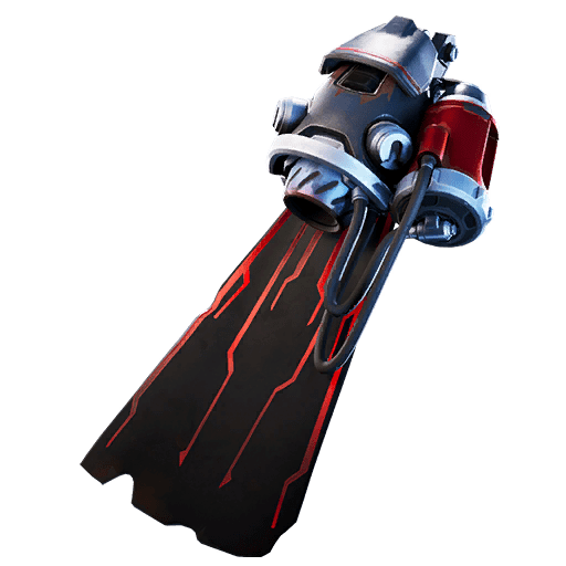 Fortnite v10.30 Leaked Back Bling - Star Surge
