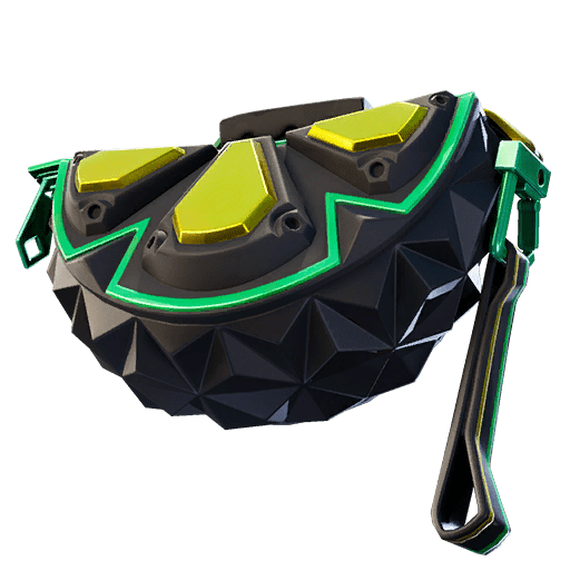 Fortnite v10.30 Leaked Back Bling - Wedge