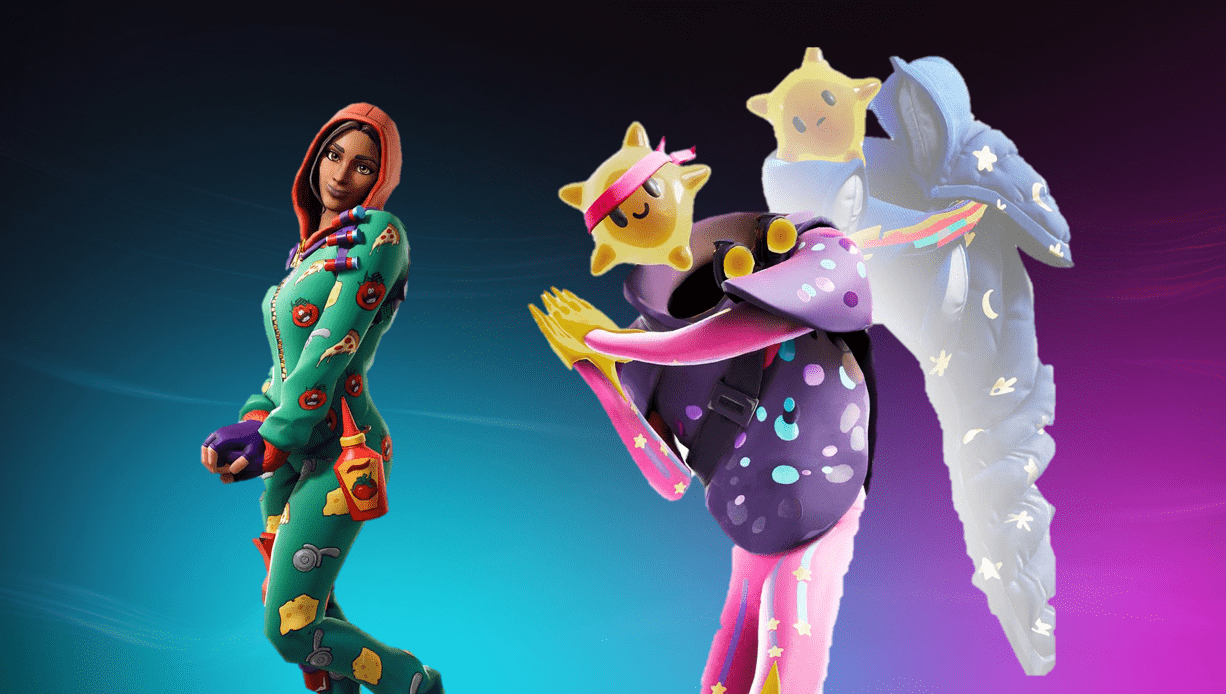 All Leaked Fortnite Skins Cosmetics Found In The V1030