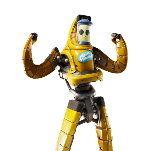Fortnite v10.30 Leaked P-1000 Skin